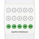 PIN/Wireless Model Shower Timer