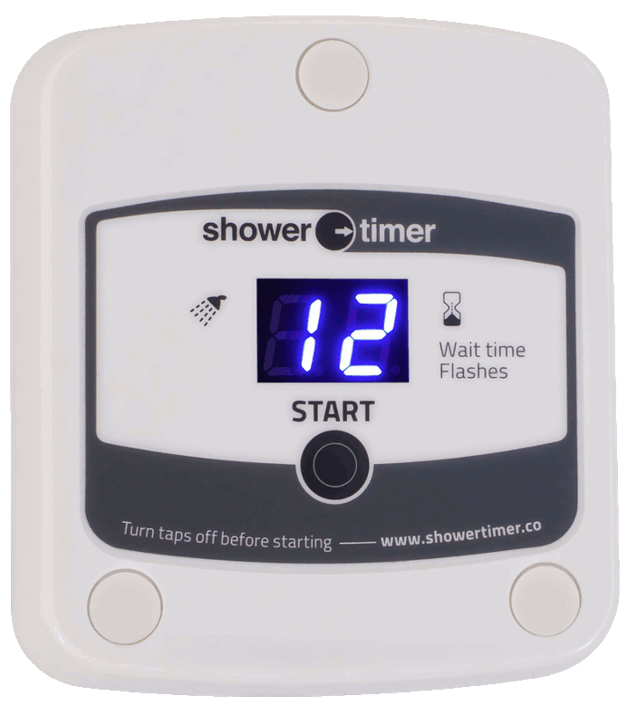 Standard Model Shower Timer - Domestic